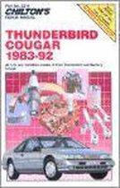Thunderbird Cougar 1983-92