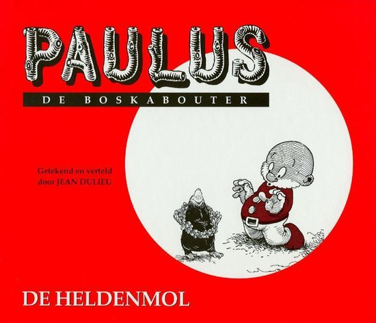 De heldenmol - Jean Dulieu pdf epub