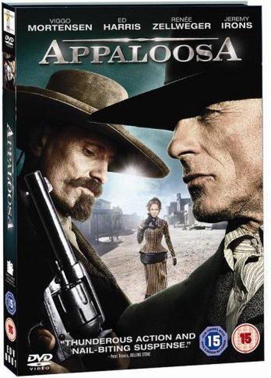 Cover van de film 'Appaloosa'