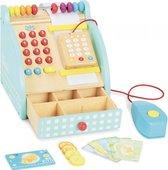 Vilac houten kassa speelgoedset - 25-delig
