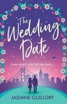 Boek cover The Wedding Date van Jasmine Guillory (Onbekend)