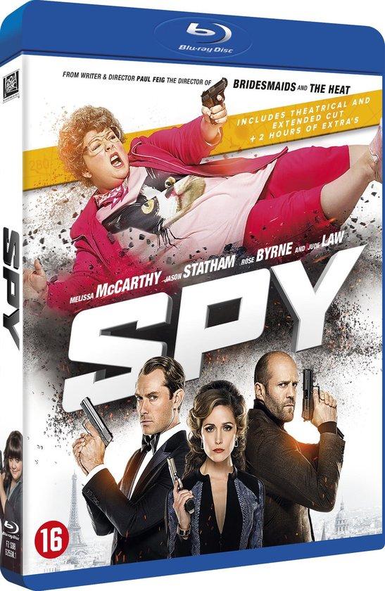Spy (Blu-ray) - Movie
