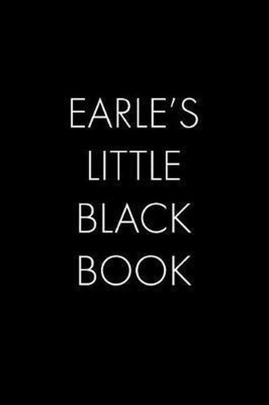 Earle's Little Black Book