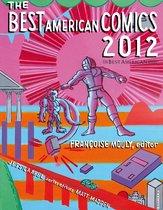 Omslag The Best American Comics 2012