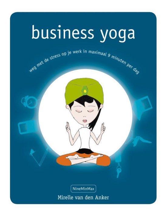 Business yoga - Mirelle van den Anker | Readingchampions.org.uk