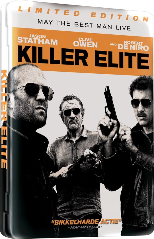 Cover van de film 'Killer Elite'