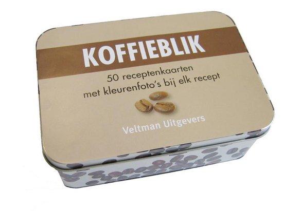 Cover van het boek 'Koffieblik'