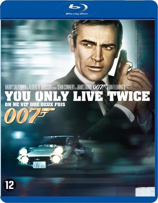 Cover van de film 'You Only Live Twice'