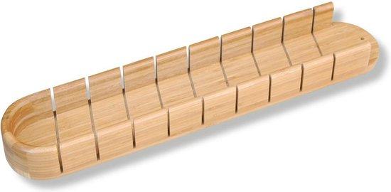 Point-Virgule Snijplank - Voor Stokbrood - Bamboe