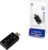 LOGILINK - geluidskaart - UA0078 - 7.1 - USB2.0