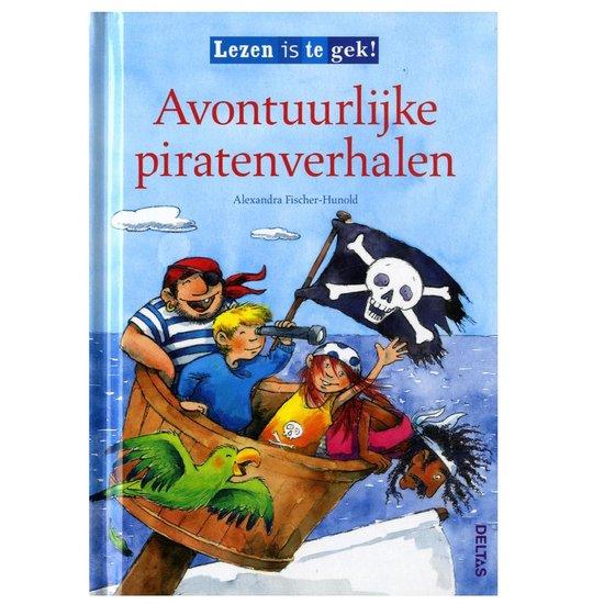 Lezen is te gek - Avontuurlijke piratenverhalen (vanaf 7 jaar) - Alexandra Fischer-Huntold |