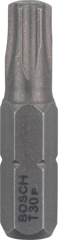 Bosch - Bit extra-hard T30, 25 mm - 3 stuks