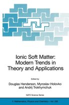 Ionic Soft Matter: Modern Trends in Theory and Applications: Proceedings of the NATO Advanced Research Workshop on Ionic Soft Matter