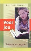 Voor jou persoonlijk - dagboek voor jongeren