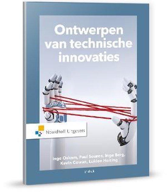 Boek cover Ontwerpen van technische innovaties van Inge Oskam (Hardcover)