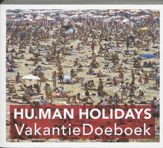 Hu.man Holidays Vakantiedoeboek 4 - Hans Ubbink |