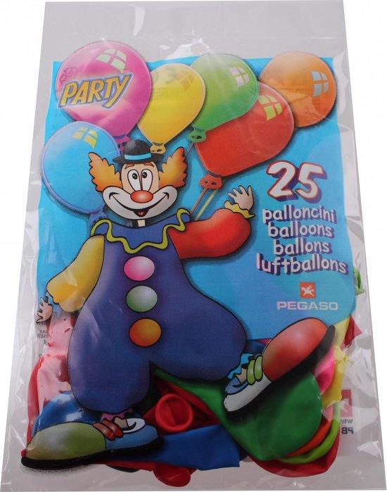 Pegaso Feest Ballonnen 25 Stuks