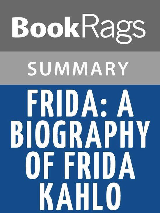 Boek cover Frida, a Biography of Frida Kahlo by Hayden Herrera Summary & Study Guide van Bookrags (Onbekend)