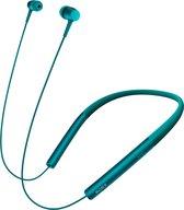 Sony h.ear MDR-EX750BT - Draadloze Hi-Res audio in-ear oordopjes - Blauw
