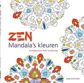 Zen - Mandala's kleuren