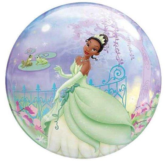 Prinses en de Kikker Bubbles Ballon 56cm