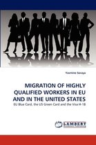 Migration of Highly Qualified Workers in Eu and in the United States