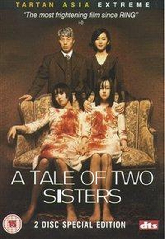 Cover van de film 'A Tale Of Two Sisters'