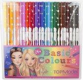 TOPModel kleurpotloden, 24 stuks