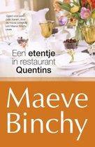 Boek cover Quentins van Maeve Binchy
