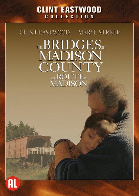 Cover van de film 'The Bridges Of Madison County'