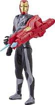 Iron Man Avengers Titan Hero Power FX - Speelfiguur 30cm