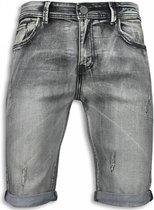 korte broek damaged dames