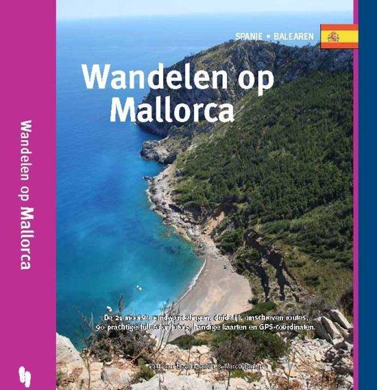 Wandelen op Mallorca - Paul van Bodengraven  