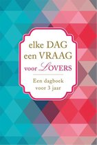 Boek cover Elke dag een vraag voor lovers van Diverse auteurs (Hardcover)