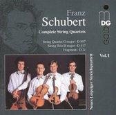 Complete String Quartets Vol.1: D88