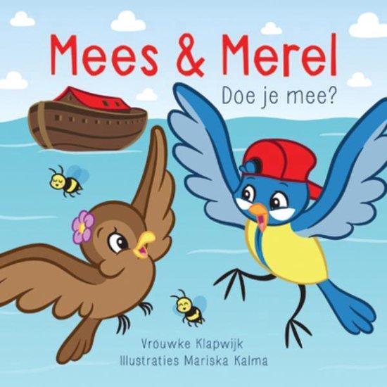 Mees & Merel Doe je mee - Vrouwke Klapwijk |