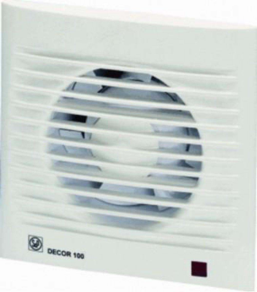 Soler & Palau S+p wc ventilator decor 100cz 95m3h