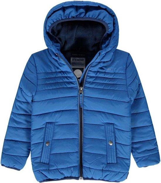 Tumble 'N Dry Jongens Jas Oak snorkel blue Maat 116