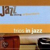 Jazzthing Präsentiert: Trios In Jazz