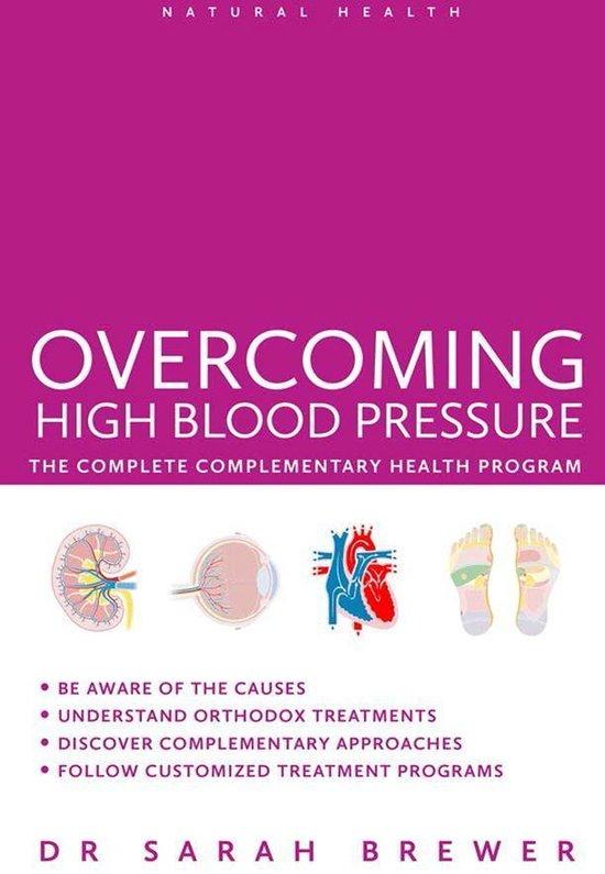 Omslag van Overcoming High Blood Pressure