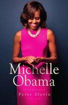 Boek cover Michelle Obama van Peter Slevin (Paperback)