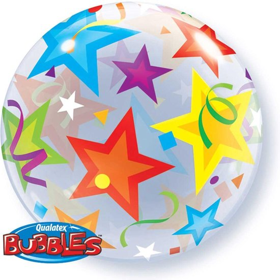 Bubbles sterren