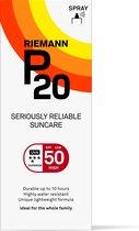 P20 Sunfilter SPF 50 - 200 ml - Zonnebrand spray