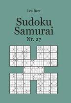 Sudoku Samurai Nr. 27