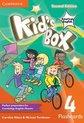 Afbeelding van het spelletje Kid's Box American English Level 4 Flashcards