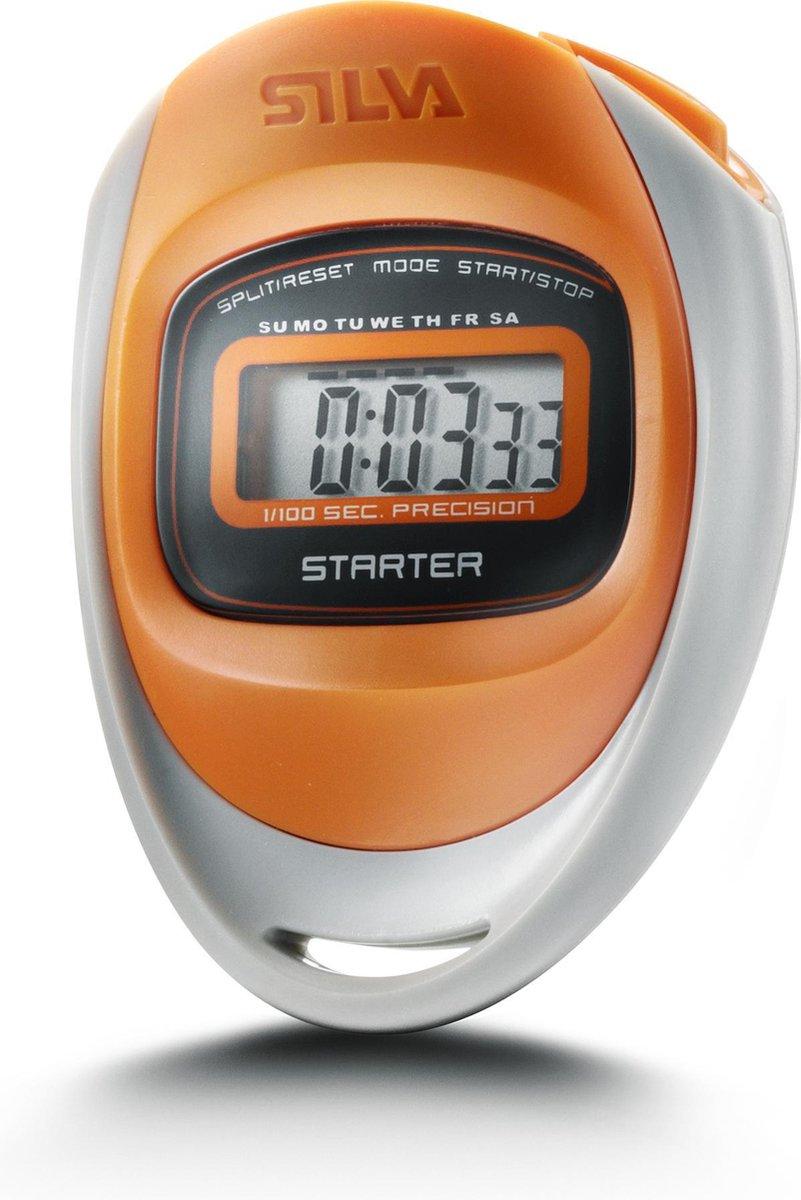 Silva Starter - Stopwatch - Oranje - Silva