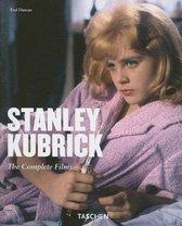 Boek cover Stanley Kubrick van Paul Duncan