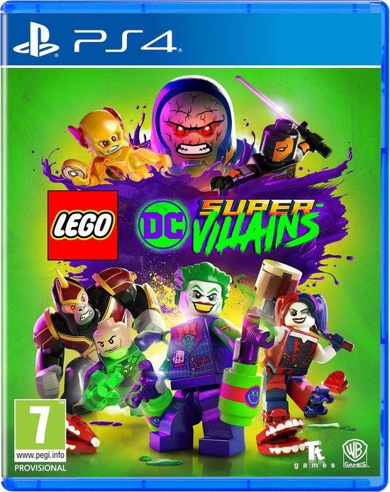 LEGO DC Super-Villains - PS4