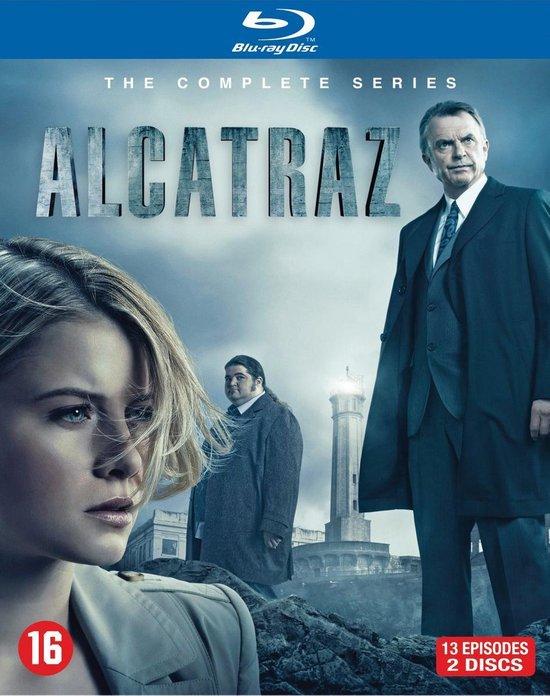 Cover van de film 'Alcatraz - The Complete Series'