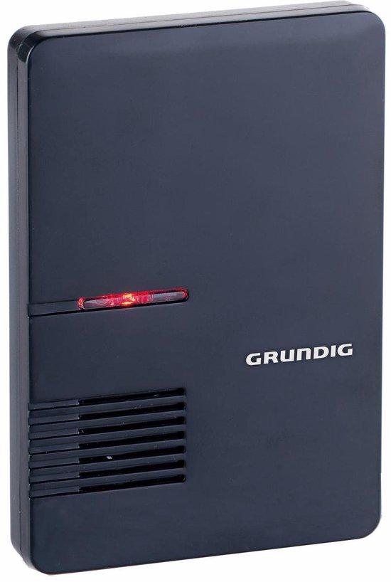 Draadloze Grundig Deurbel met 1 Ontvangers nu inclusief batterijen - Grundig